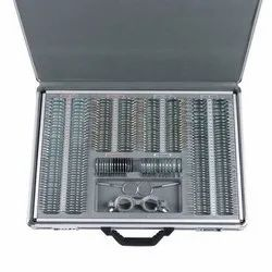 MS73 Ophthalmic Imported Trial 266 Lens Set