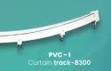 PVC Hospital Curtain Track