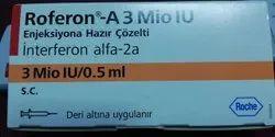 Roferon A Interferon Alfa 2a., Injection, Non prescription