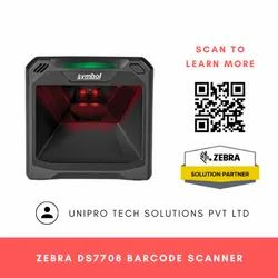 Zebra DS7708 Vertical Slot Barcode Scanner