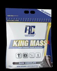 RC King Mass Protein Powder, 15LBS, Treatment: Muscle Building