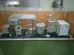Containerized Mini Dairy Processing  Plant