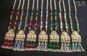 Fusion Arts Traditional Kundan Pendant Set