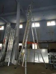 Extendable Aluminum Ladder