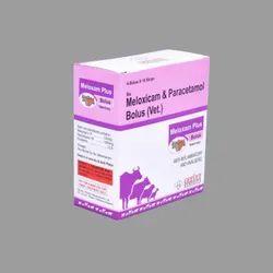 Meloxicam Paracetamol Bolus