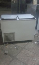 4 ft Stainless Steel Deep Freezer