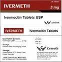 Ivermeth Ivermectin 3mg Tablets