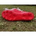 Men Anza Neo Red Football Shoes, Size: 1-11