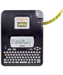 Casio Label Printer, Max. Print Width: 2 inches, Resolution: 203 DPI (8 dots/mm)