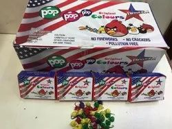 Multicolor Birthday Party Pop Up Crackers Pataka