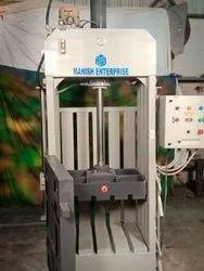 Single Chamber Baling Machine