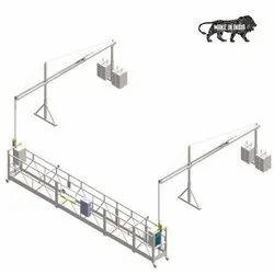 ISP 1000 Rope Suspended Platforms