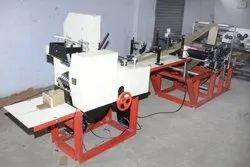 Paper Carry Bag Making Machine Machine
