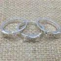 Personalized Dog Bone Ring