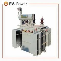 5MVA 3-Phase Oil Cooled Power Transformer