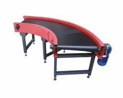 Curved Belt Conveyor