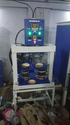 Disposable Silver Laminated Plate Making Machine