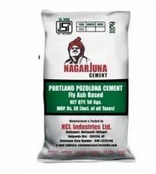 Nagarjuna Cement Ppc, Packaging Size: 50 Kg, Grade: 43