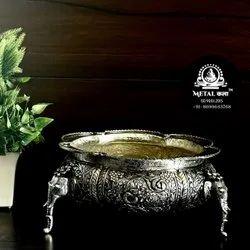 Antique Brass Urli