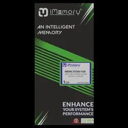 667MHz iMemory DDR2 1GB 667 LAPTOP RAM