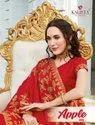 Kalista Fashions Apple Vol 2 Vichitra Silk Designer Saree Catalog