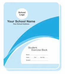 Customized School Notebook