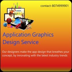 Application Graphics Design Service