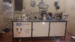 Alcohol Pad Making Machine pneumatic
