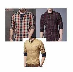Kriscan Cotton surplus casual wear shirt