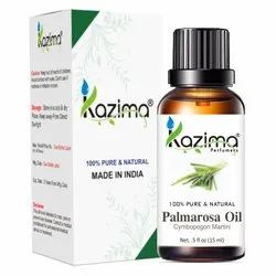 Kazima 100% Pure Natural & Undiluted Palmarosa Oil