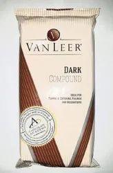 Bar Chocolate Vanleer Dark Compound