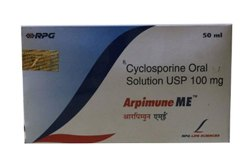 100 mg Cyclosporine Oral Solution USP