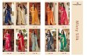 Manjubaa Misty Silk Exclusive Fancy Saree Catalog Collection