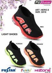 Casual Wear Kids Slip On Shoes, Article: Hero-5, Size: 5 X 10