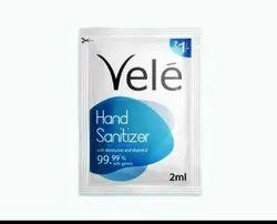 Hand Sanitizer Sachet ( Private Label)