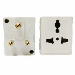 3 Pin Conversion Plug Boxer