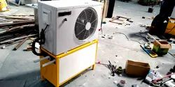 Outdoor Type Air Cooled Chillers