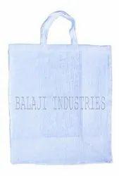 Taffeta Printed Shopping Carry Bag, Capacity: 5 Kg, Size: 18 X 20 Cm