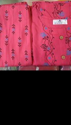 rayon Casual Wear Kurti With Palazzo, Wash Care: Machine wash