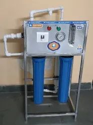 Puredrop PD-32 100 LPH Industrial RO Plant