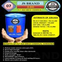 220 Kgs JS-B55 Fly Ash Brick Chemical