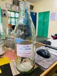 1000 Ml Round Milk Bottle, For Storage