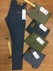 Classy Slub Cotton Pants, Waist Size: 30 32 34 36