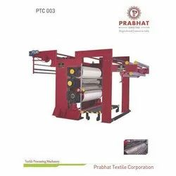 Mild Steel And Stainless Steel Automatic Heavy Duty Three Bowl Textile Calendering Machine, Model Name/Number: PTC 003, 20 Kw