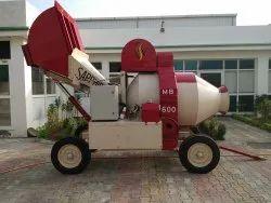 High Strength Concrete Drum Mixer