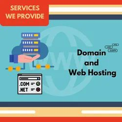 Dynamic Domain Name Registration & Hosting Service, With Online Support