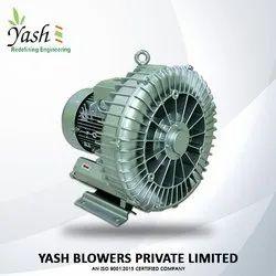 YEBL-1-270 Single Stage Turbine Blower, 3 Hp
