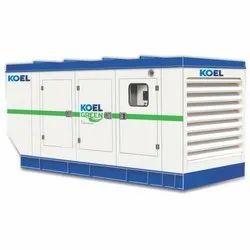 250 kVA  KOEL by Kirloskar Diesel Generator