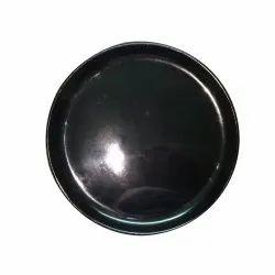 Melamine Black Thali