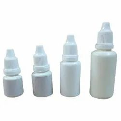 Eye Ear Dropper Plastic Container